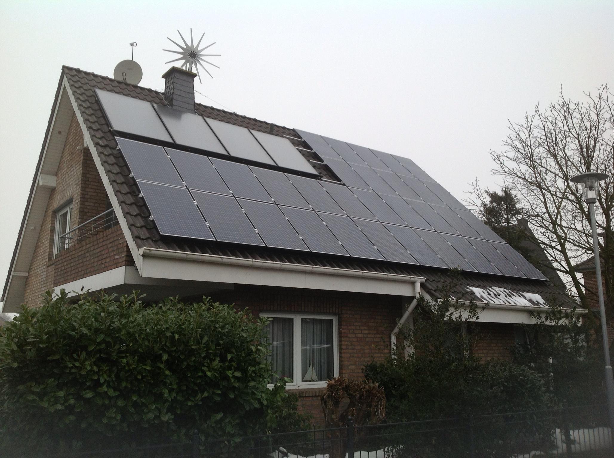 Entwicklung Steuerung für dezentrale, autonome Energieversorgung.