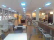 Lichtplanung/Steuerung Universität Wageningen NL.