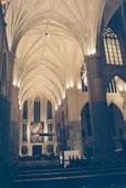 Lichtplanung/Steuerung für Kathedrale Roermond NL.
